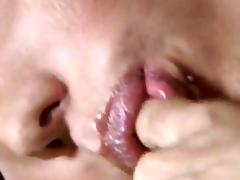 Tasty Blonde Shemale Hottie Gets Fucked Hard